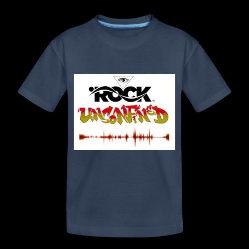 Eye Rock Unconfined - Toddler Premium Organic T-Shirt
