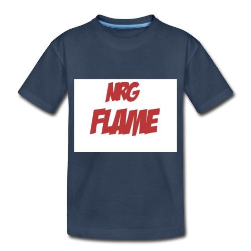 Flame For KIds - Toddler Premium Organic T-Shirt