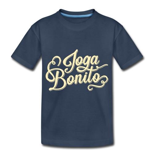 Joga Bonita Women's Tee - Toddler Premium Organic T-Shirt