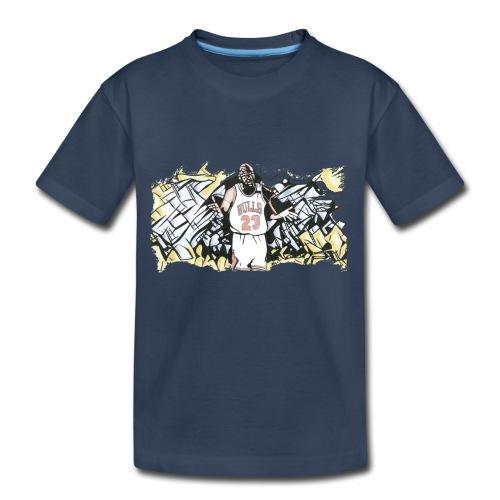 MJ - Toddler Premium Organic T-Shirt
