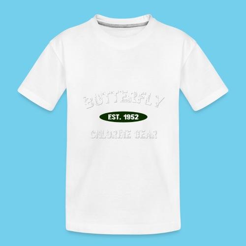 Butterfly est 1952-M - Toddler Premium Organic T-Shirt