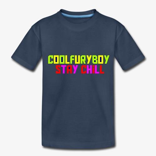 CoolFuryBoy - Toddler Premium Organic T-Shirt
