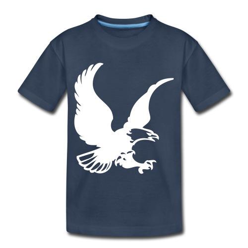 eagles - Toddler Premium Organic T-Shirt