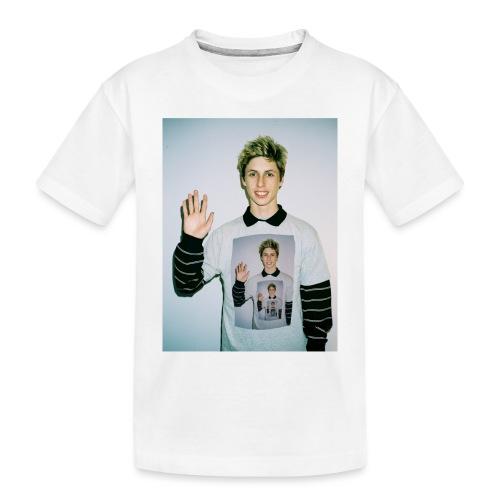 lucas vercetti - Toddler Premium Organic T-Shirt