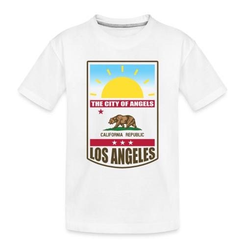Los Angeles - California Republic - Toddler Premium Organic T-Shirt