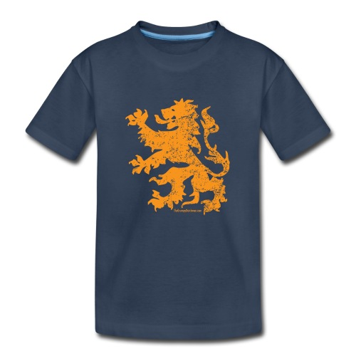 Dutch Lion - Toddler Premium Organic T-Shirt
