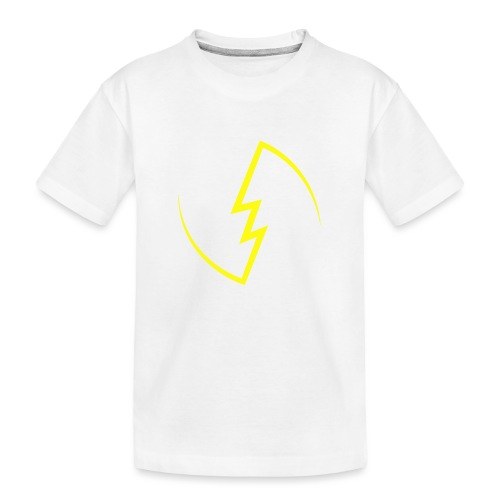 Electric Spark - Toddler Premium Organic T-Shirt