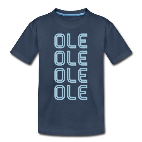 Ole - Toddler Premium Organic T-Shirt