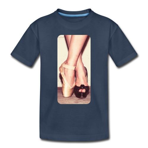 iphone507 - Toddler Premium Organic T-Shirt