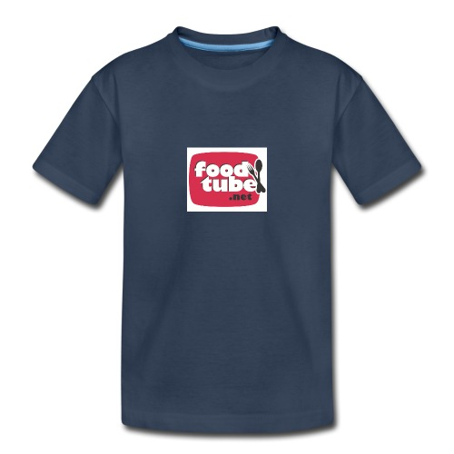 FoodTube - Toddler Premium Organic T-Shirt