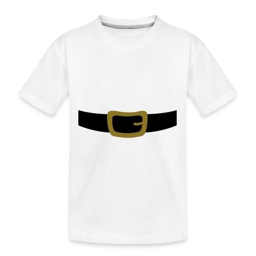 SANTA CLAUS SUIT - Men's Polo Shirt - Toddler Premium Organic T-Shirt