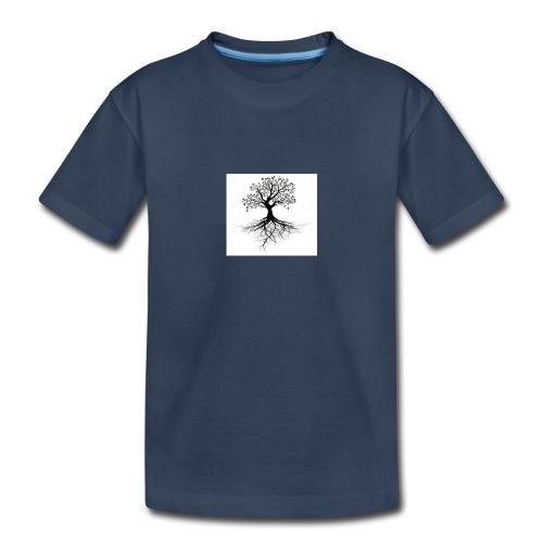 DOWN2EARTH - Toddler Premium Organic T-Shirt