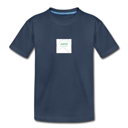 AussieDadGaming - Toddler Premium Organic T-Shirt