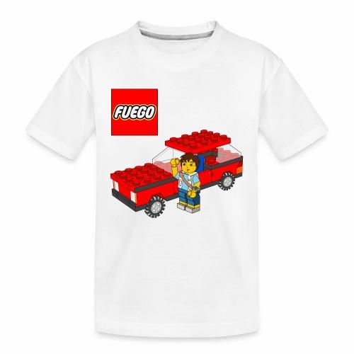 fuego - Toddler Premium Organic T-Shirt