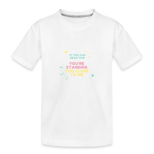 Fight Corona - Toddler Premium Organic T-Shirt