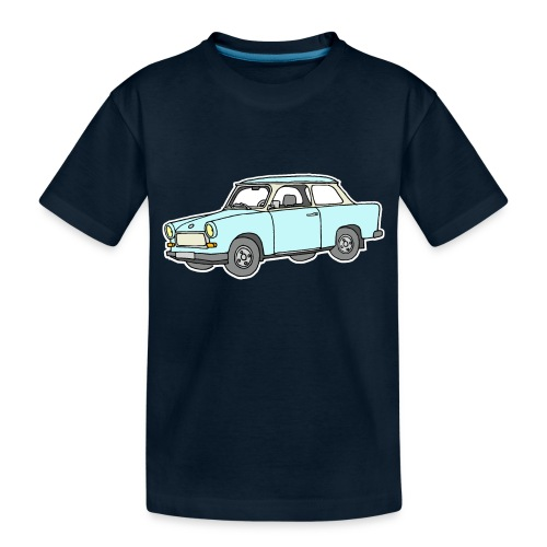 Trabant (lightblue) - Toddler Premium Organic T-Shirt