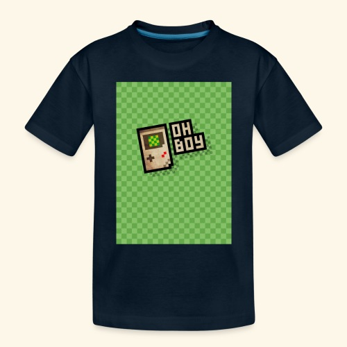 oh boy handy - Toddler Premium Organic T-Shirt