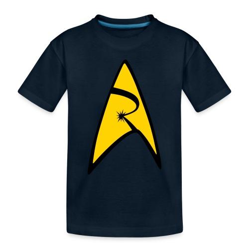 Emblem - Toddler Premium Organic T-Shirt
