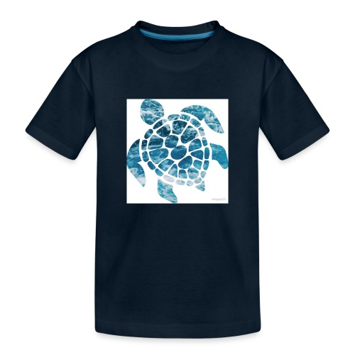 turtle - Toddler Premium Organic T-Shirt