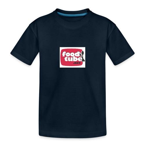 FoodTube - Toddler Premium Organic T-Shirt