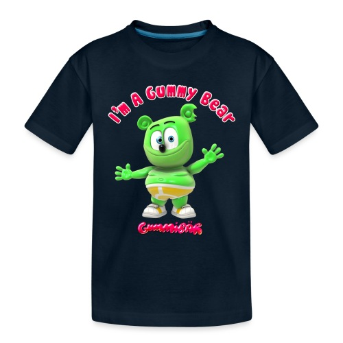 I'm A Gummy Bear - Toddler Premium Organic T-Shirt