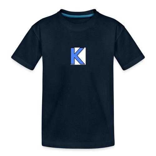 Kickstarkid K - Toddler Premium Organic T-Shirt