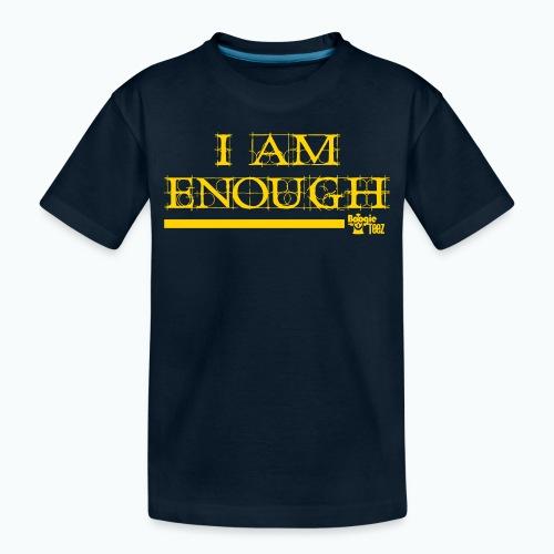 ENOUGH - Toddler Premium Organic T-Shirt