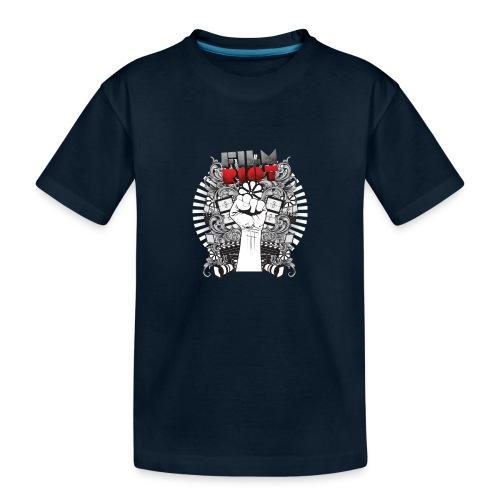 Film Riot - Toddler Premium Organic T-Shirt