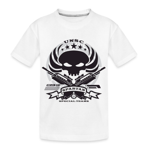 UNSC Special Teams - Kid's Premium Organic T-Shirt