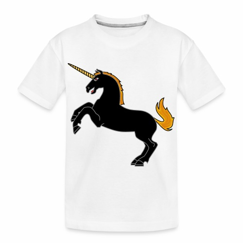 Unicorn - Kid's Premium Organic T-Shirt