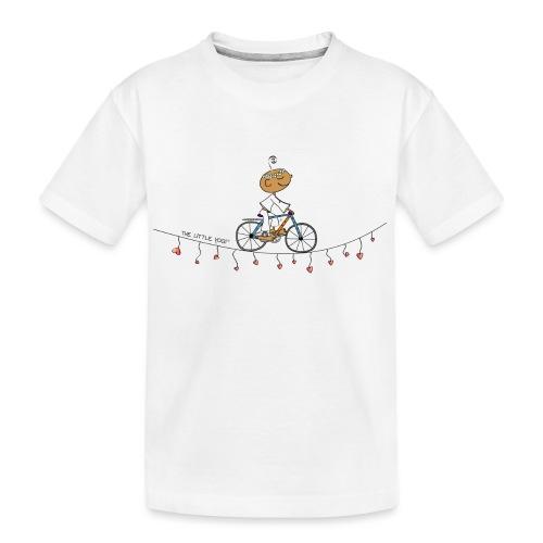 The Way of the Heart - Kid's Premium Organic T-Shirt