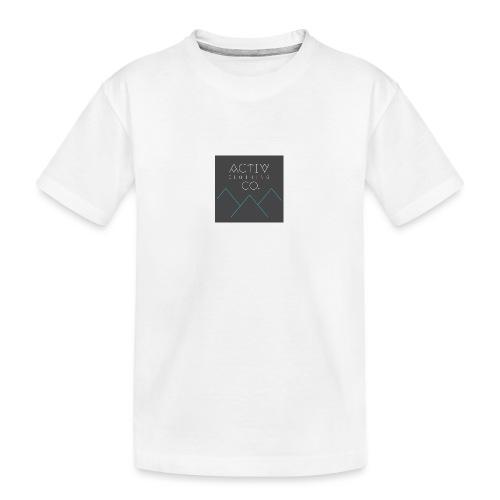 Activ Clothing - Kid's Premium Organic T-Shirt