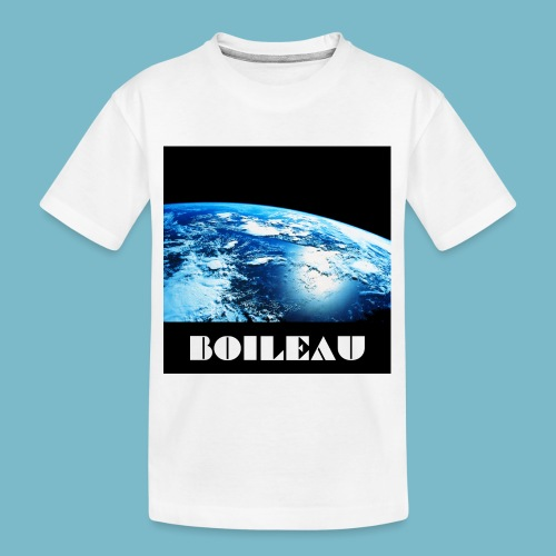 13 - Kid's Premium Organic T-Shirt