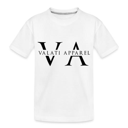 VA Strikethrough - Kid's Premium Organic T-Shirt