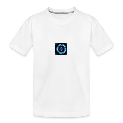 MY YOUTUBE LOGO 3 - Kid's Premium Organic T-Shirt