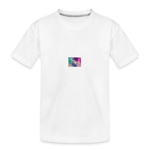 hope - Kid's Premium Organic T-Shirt