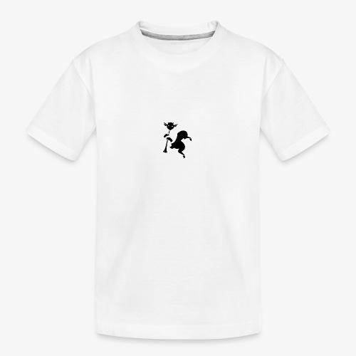 imagika black - Kid's Premium Organic T-Shirt