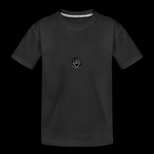 Knight654 Logo - Kid's Premium Organic T-Shirt