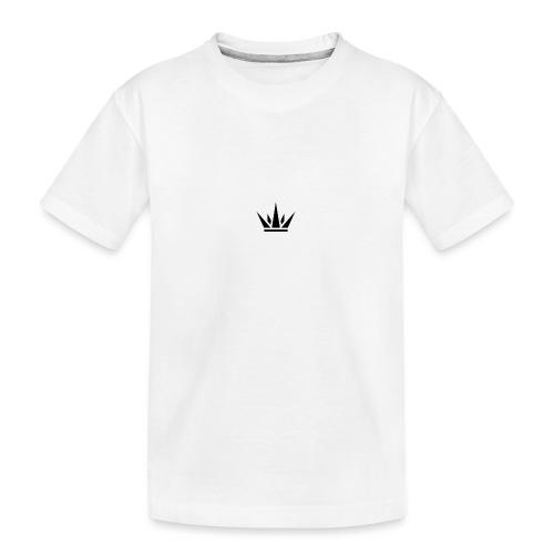 DUKE's CROWN - Kid's Premium Organic T-Shirt