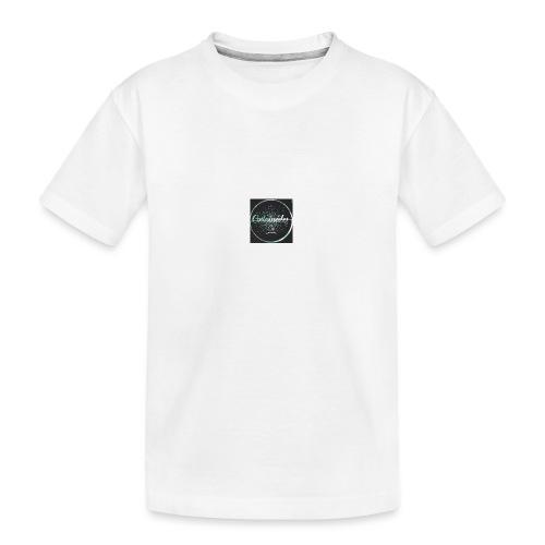 Originales Co. Blurred - Kid's Premium Organic T-Shirt