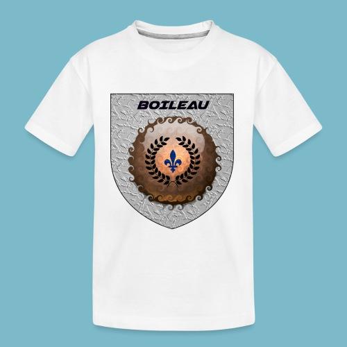 BOILEAU 1 - Kid's Premium Organic T-Shirt
