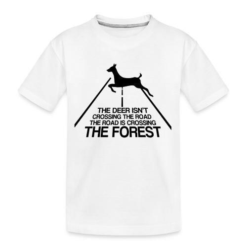 Deer's forest - Kid's Premium Organic T-Shirt