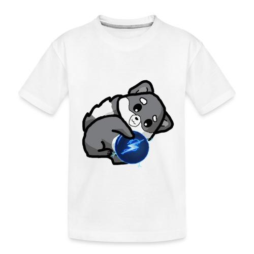 Eluketric's Zapp - Kid's Premium Organic T-Shirt