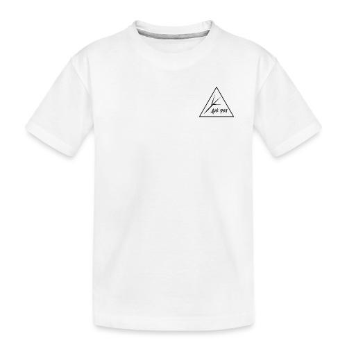 Black Triangle - Kid's Premium Organic T-Shirt
