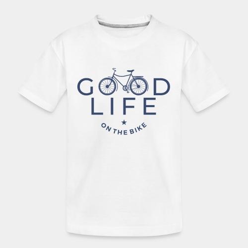 bike - Kid's Premium Organic T-Shirt