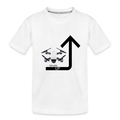 Spark Up - Kid's Premium Organic T-Shirt