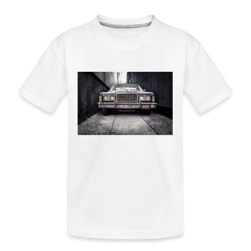 ford classic car automobile car 47358 jpg - Kid's Premium Organic T-Shirt