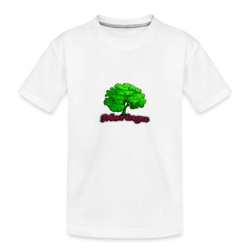 Moringa Logo Samsung S6 Case - Kid's Premium Organic T-Shirt