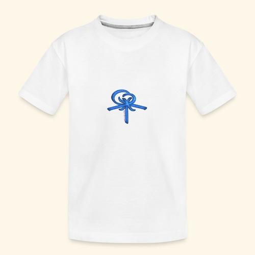 Back LOGO LOB - Kid's Premium Organic T-Shirt