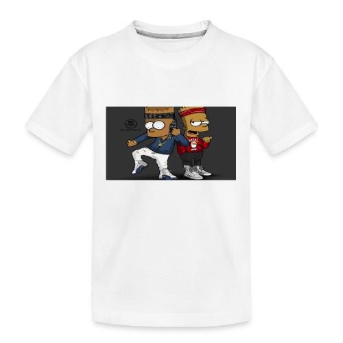 Sweatshirt - Kid's Premium Organic T-Shirt